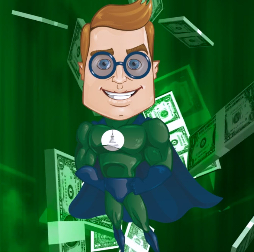 It's a cash advance, it's a pre-settlement loan, it's MONEYMAN!