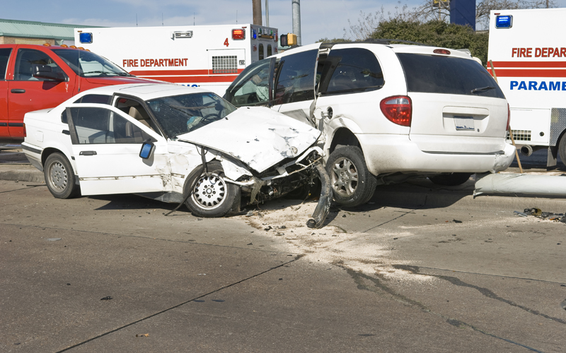motor vehicle collison