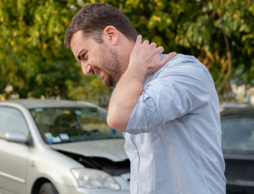 3  Tips to Help You Deal with Neck Pain from a Personal Injury or Accident