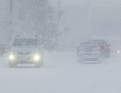 3 Tips for Safe Winter Driving